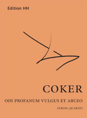 Coker, Tim: Odi profanum vulgus et arceo