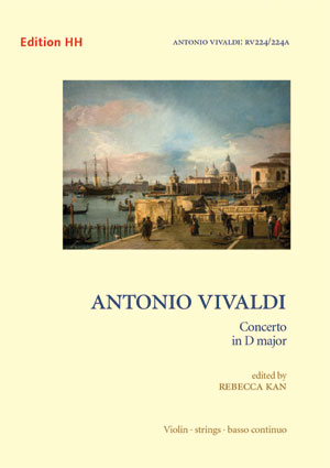 Vivaldi, Antonio: Concerto in D major