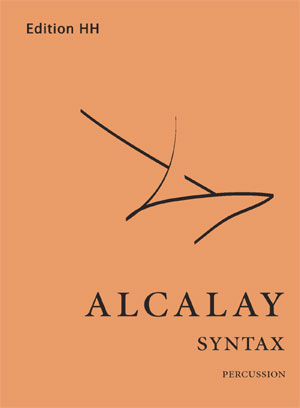 Alcalay, Luna: Syntax