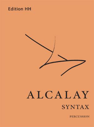 Alcalay, Luna: Syntax