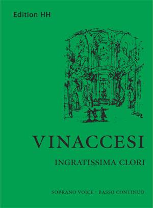 Vinaccesi, Benedetto: Ingratissima Clori