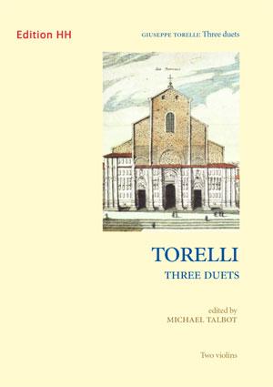 Torelli, Giuseppe: Three Duets