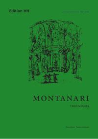 Montanari, Antonio: Trio sonata