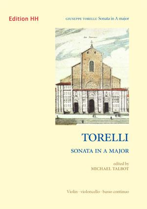 Torelli, Giuseppe: Sonata vl, vc, bc.