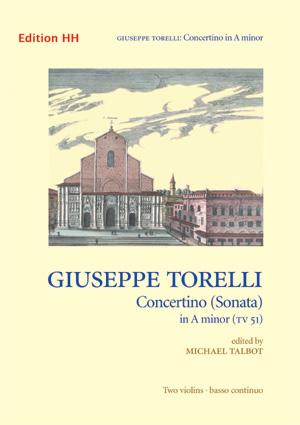 Torelli, Giuseppe: Concertino (Sonata) in A minor