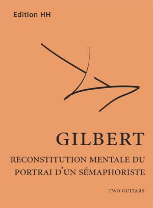 Gilbert, N: Reconstitution mentale du portrait...