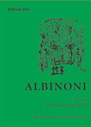 Albinoni, Tomaso: Il penar senza speranza