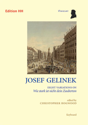 Gelinek, Josef: Eight variations