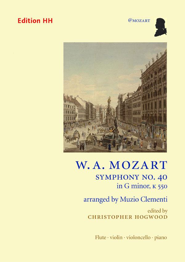 Mozart/Clementi: Symphony No. 40