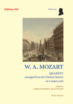 Mozart, W. A.: Quartet from Clarinet Quintet