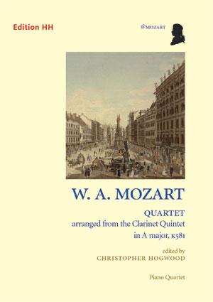 Mozart, W. A.: Quartet from Clarinet Quintet
