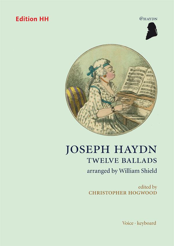 Haydn, Joseph: Twelve Ballads