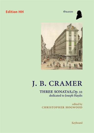 Cramer, Johann Baptist: Three sonatas, Op. 22