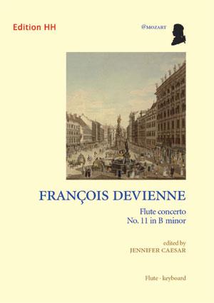 Devienne, François: Flute concerto No. 11