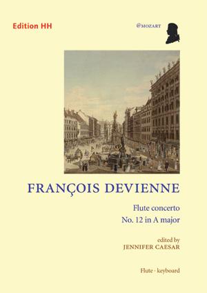 Devienne, François: Flute concerto No. 12