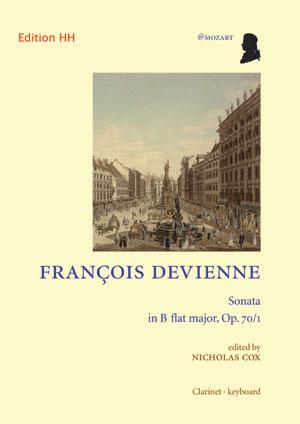 Devienne, François: Sonata in B flat, Op. 70/1