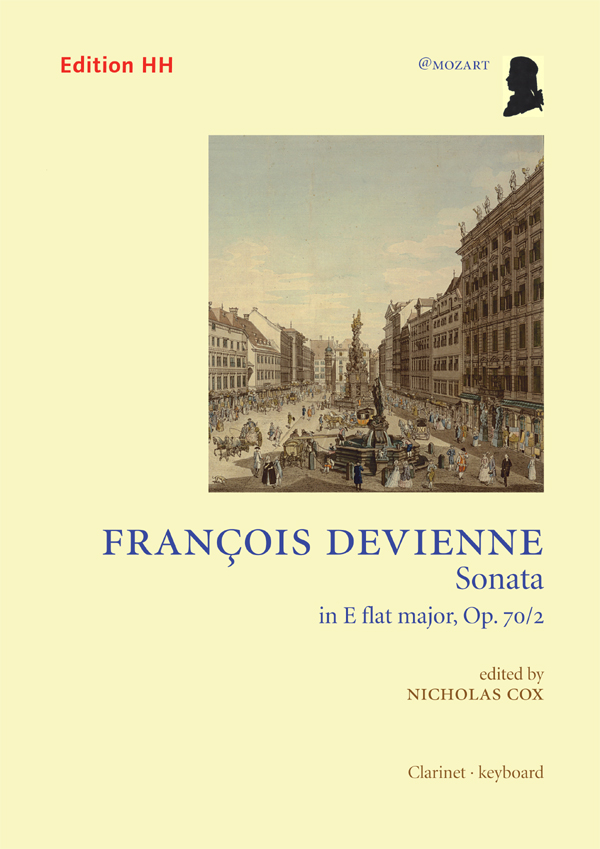 Devienne, François: Sonata in E flat major, Op. 70/2