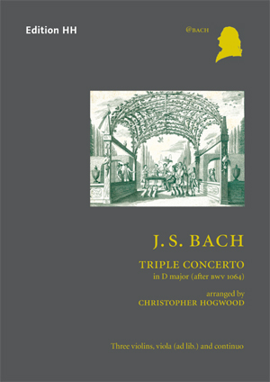 Bach, Johann Sebastian: Triple concerto