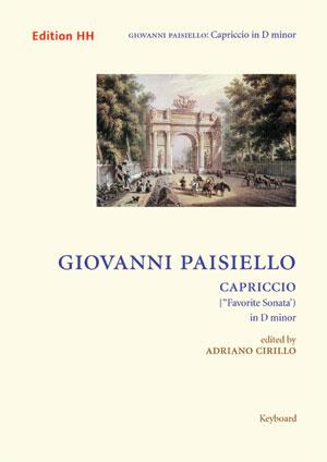 Paisiello, Giovanni: Capriccio ('Favorite Sonata')