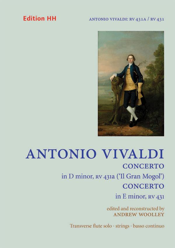 Vivaldi, Antonio: Two flute concertos