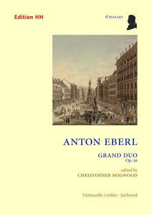 Eberl, Anton: Grand Duo