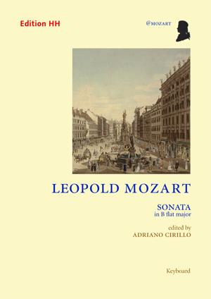 Mozart, Leopold: Sonata in B flat major