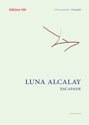 Alcalay, Luna: Escapade