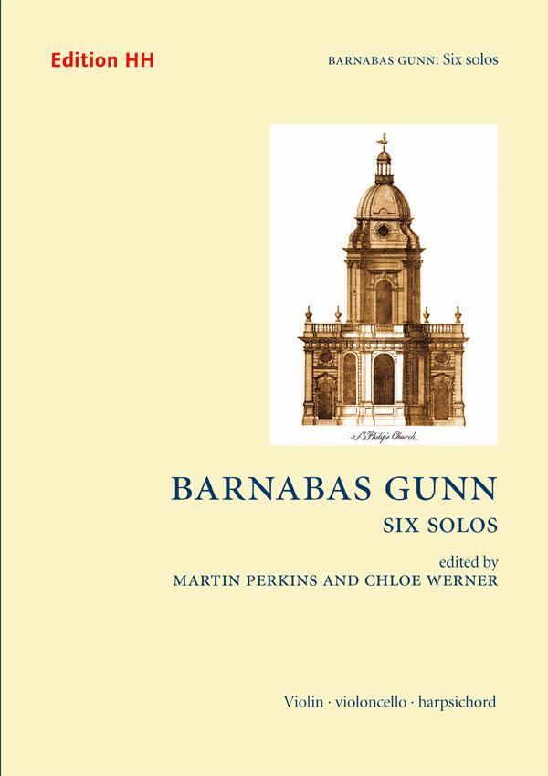 Gunn, Barnabas: Six solos