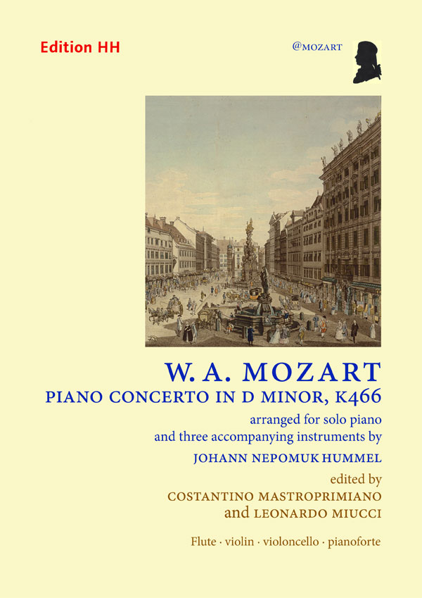 Mozart/Hummel: Piano Concerto in D minor, K466
