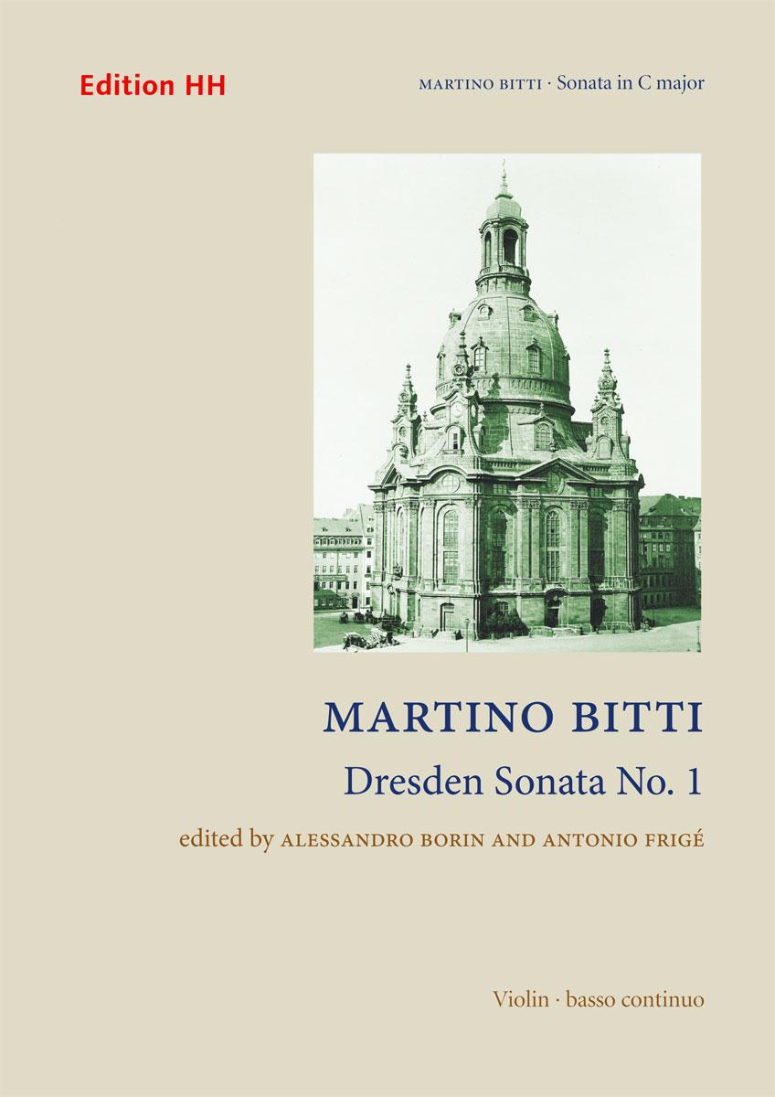 Bitti, Martino: 'Dresden' Sonata No. 1