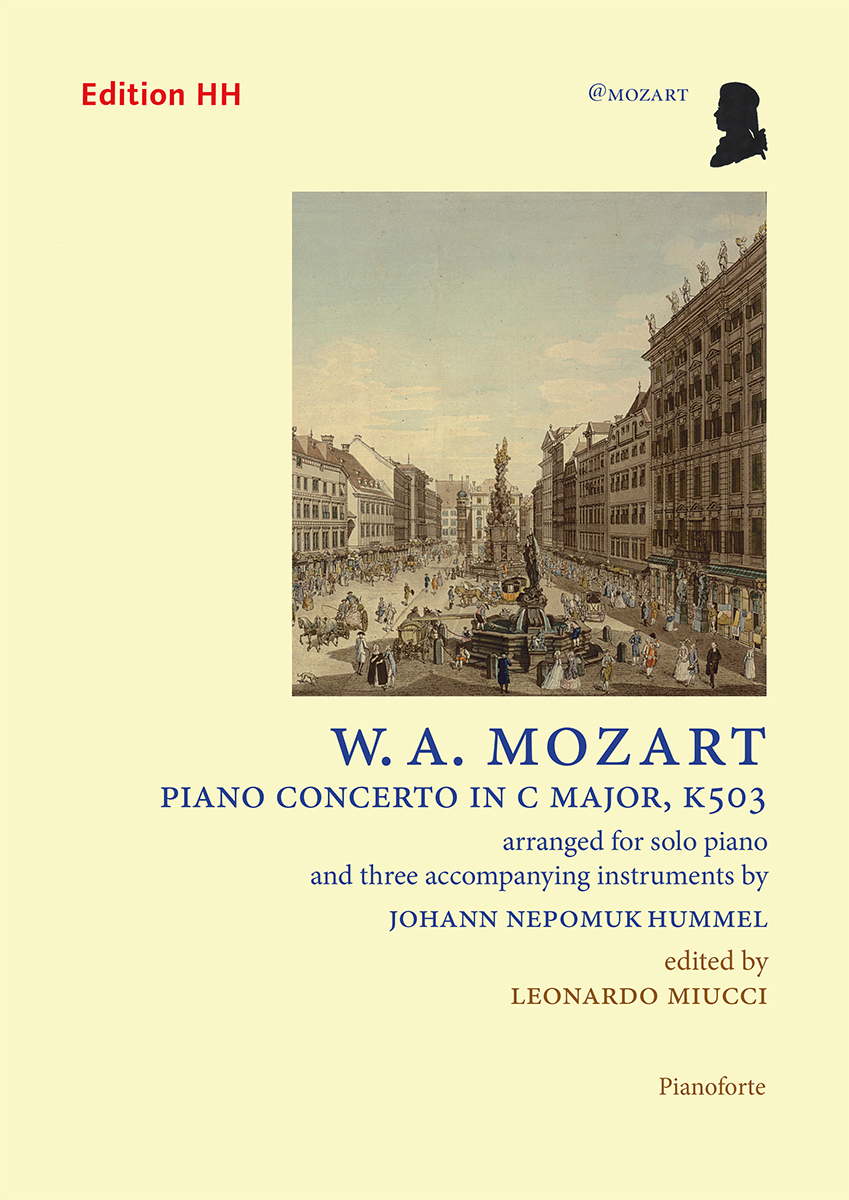 Mozart/Hummel: Piano Concerto in C major, K503