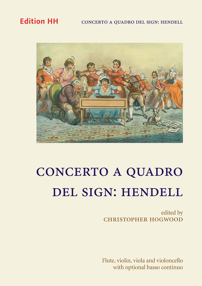 Concerto a quadro del Sign: Hendell