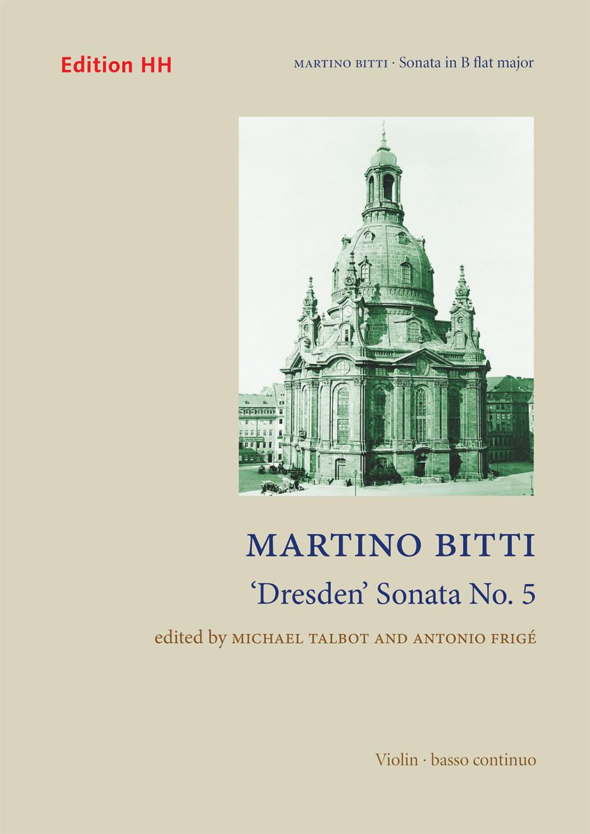 Bitti, Martino: 'Dresden' Sonata No. 5