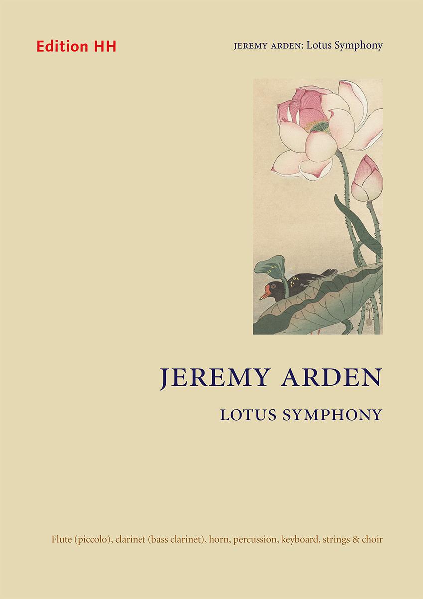 Arden, Jeremy: Lotus Symphony