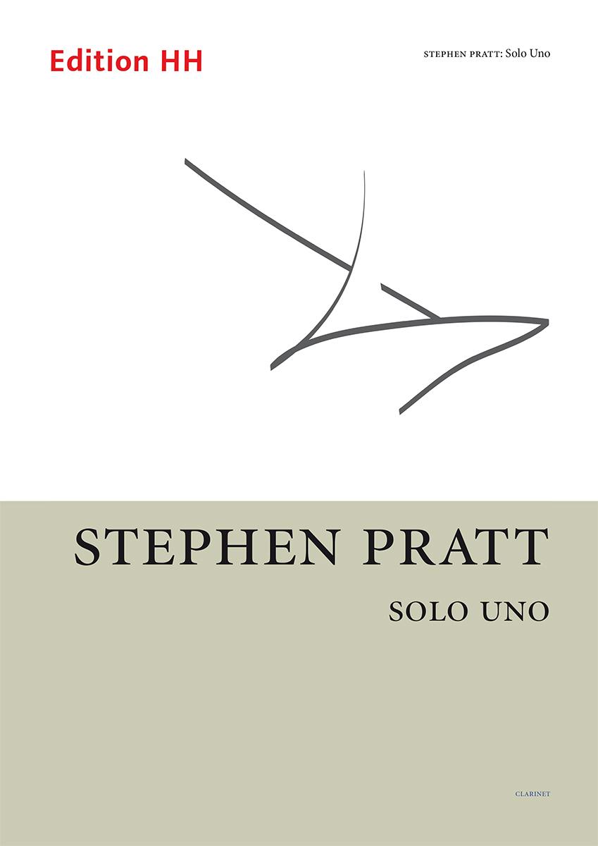 Pratt, Stephen: Solo Uno