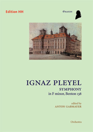 Pleyel, Ignaz: Symphony in F minor