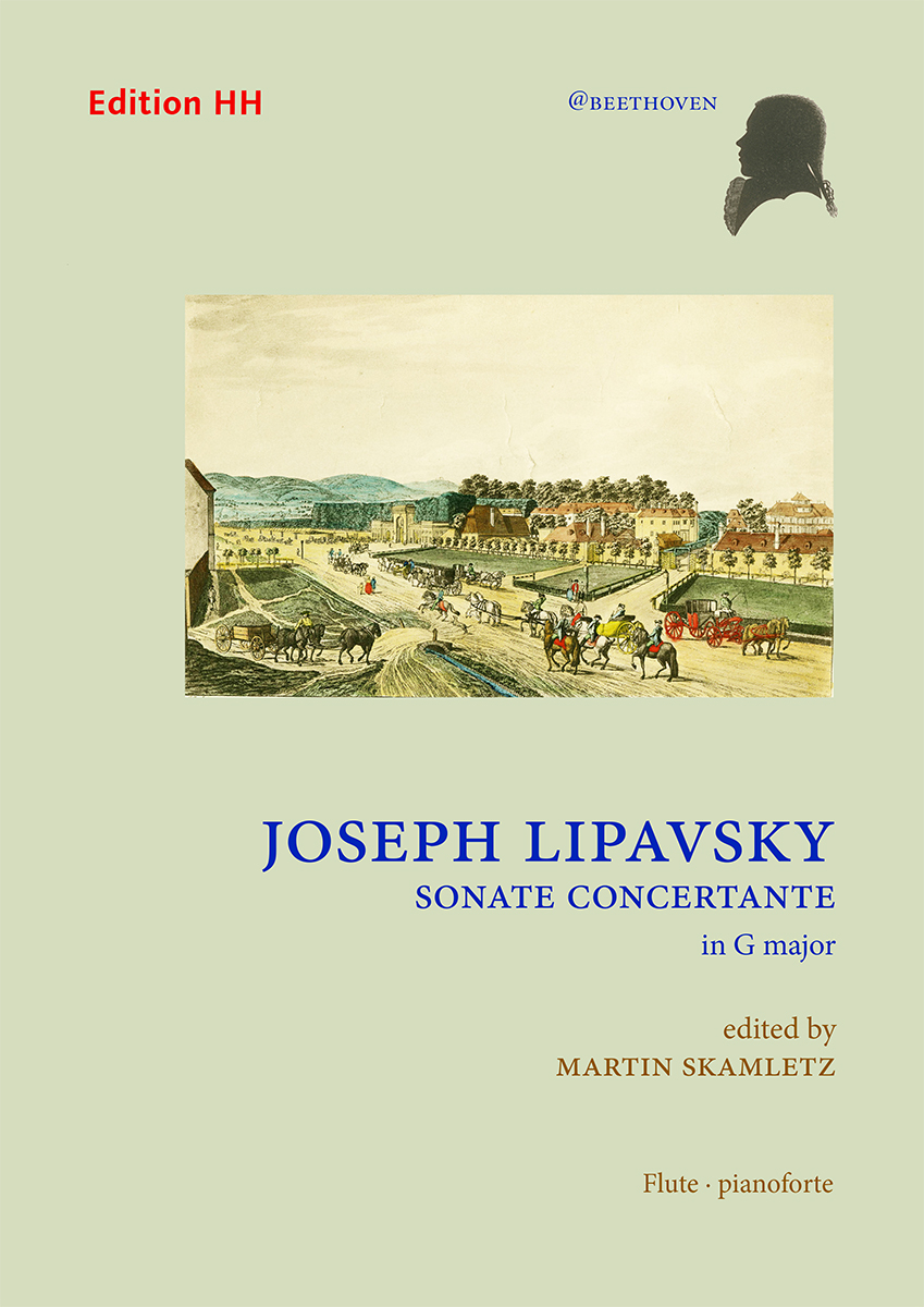 Lipavsky, Joseph: Sonate concertante in G major