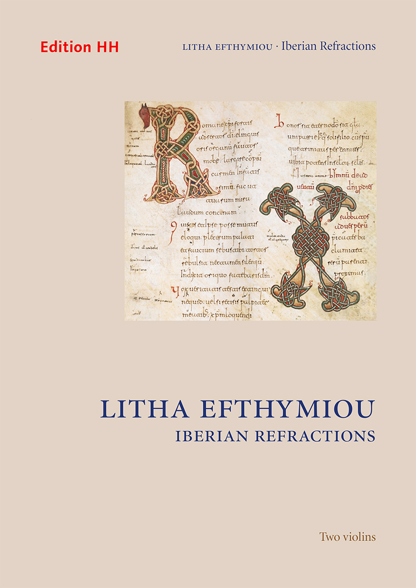 Efthymiou, Litha: Iberian Refractions