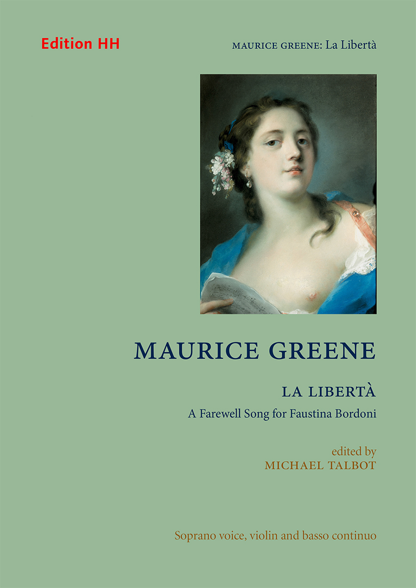 Greene, Maurice, La Libertà