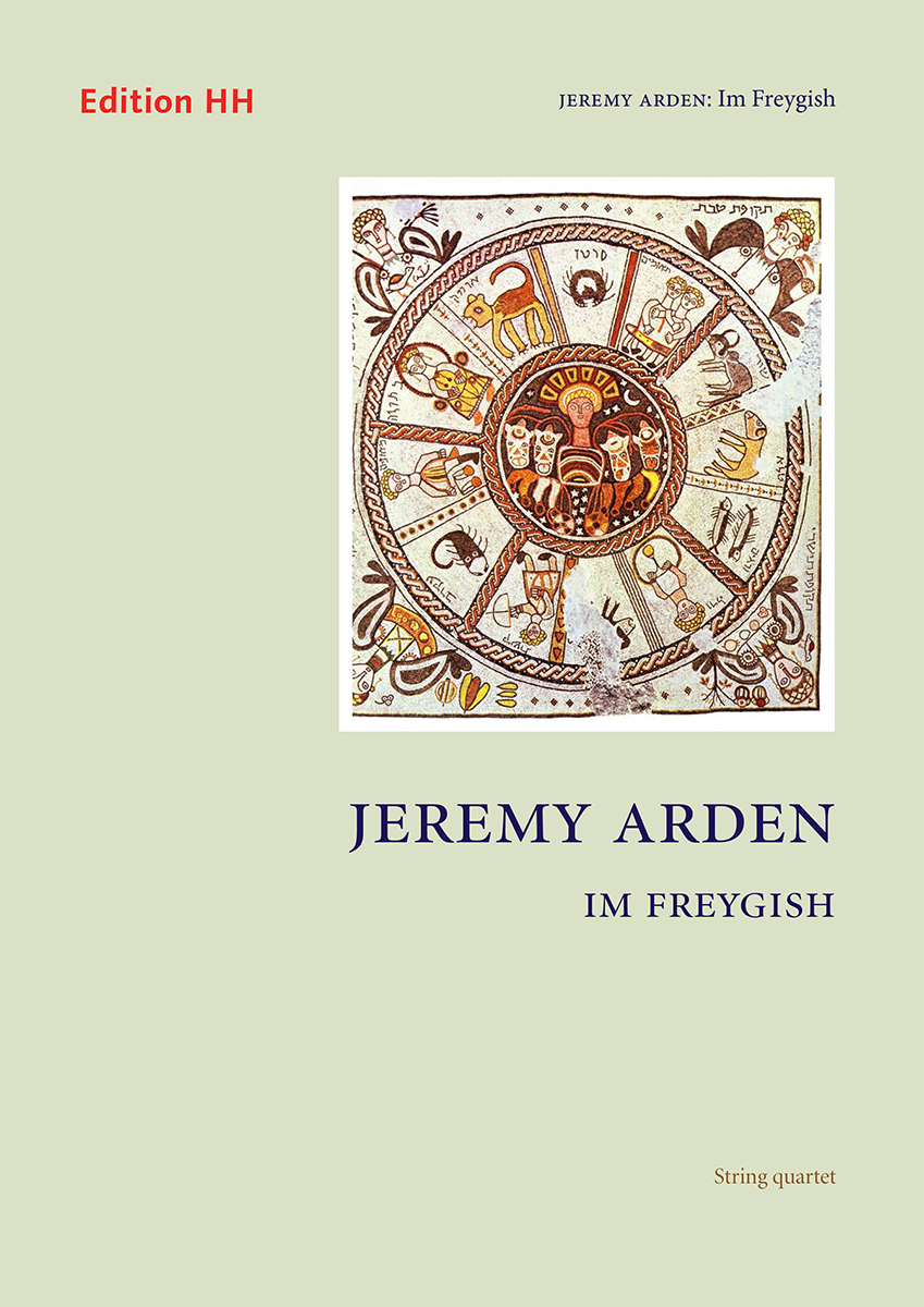 Arden, Jeremy: Im Freygish