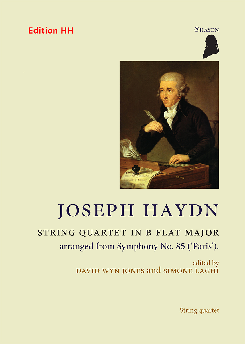 Haydn, Joseph: String quartet in B flat major, 'La Reine'