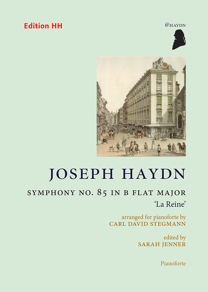 Haydn, Joseph: Symphony No. 85 in B flat major, 'La Reine'