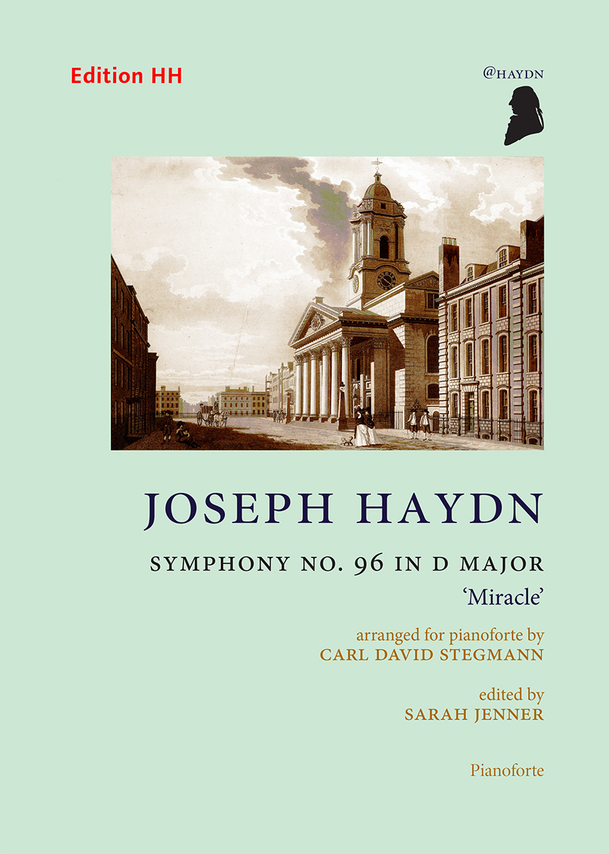 Haydn, Joseph: Symphony No. 96 in D major, 'Miracle'