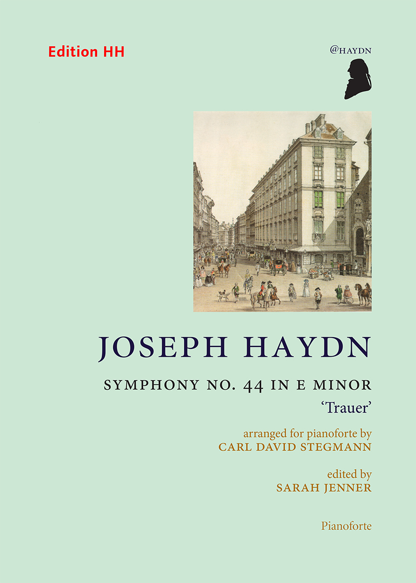 Haydn, Joseph: Symphony No. 44 in E minor, 'Trauer'