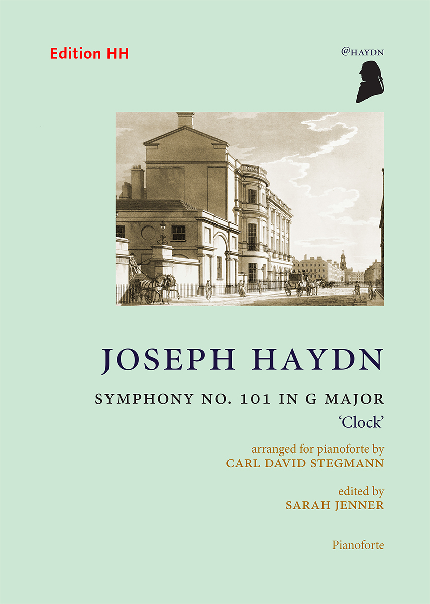 Haydn, Joseph: Symphony No. 101 in G major, 'Clock'