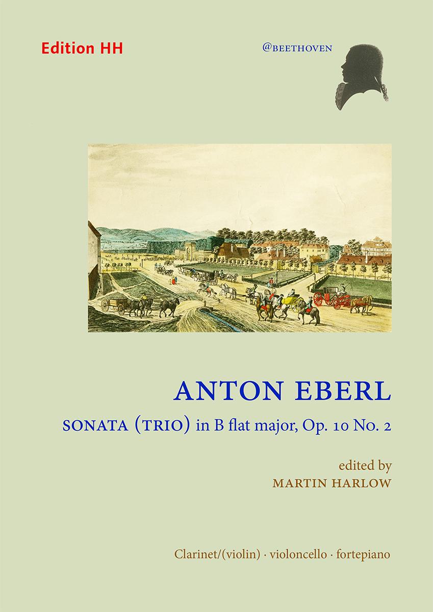 Eberl, Anton: Sonata (trio) in B flat major, Op.10/2